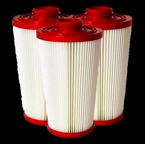 Pulse-Bac Vacuum Filters - PBF-3 - Pulse-Bac