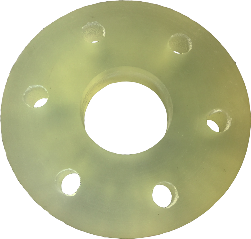 "Urethane Coupler for 25"" grinder - UC25"