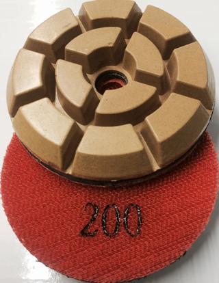 200 Grit High Content Polishing Resin - HCR200 - Tooling