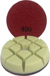 400 Grit Special Dry Resin Polishing Pad - SDR400 - Tooling