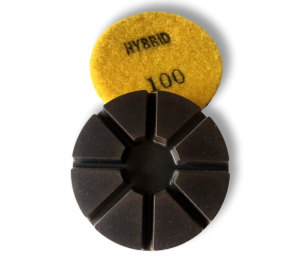 100 Grit Hybrid Resin - HR-100 - Tooling