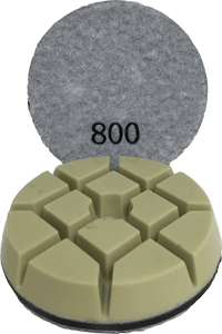 800 Grit Special Dry Resin Polishing Pad - SDR-800 - Tooling