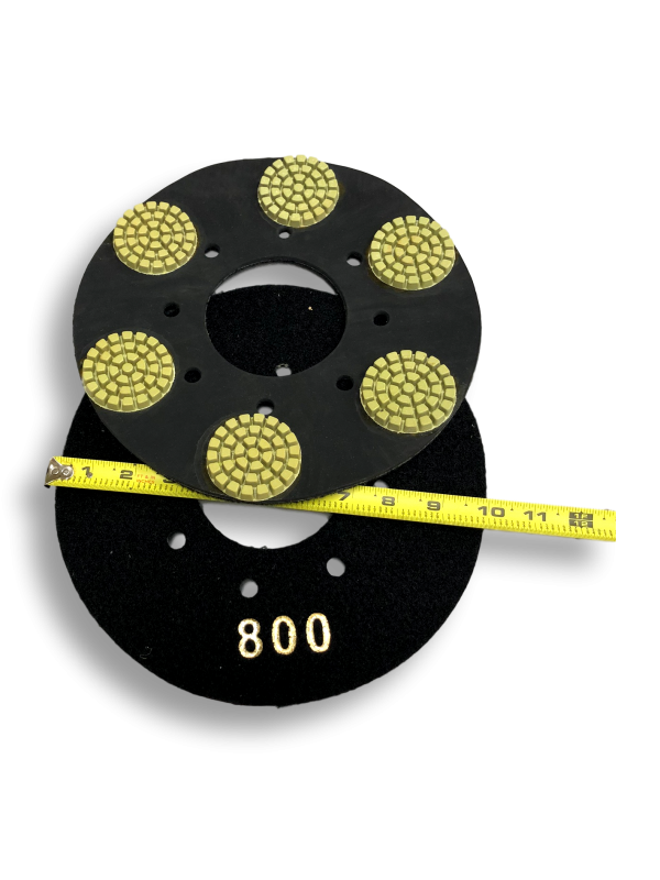 A-pads - 800 grit - APAD-800 - Resins - Tooling