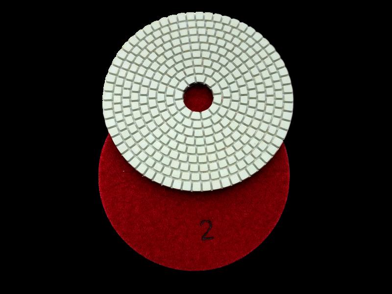 1,2,3 Pads - Step 2 - 123P-2 - Resins - Tooling