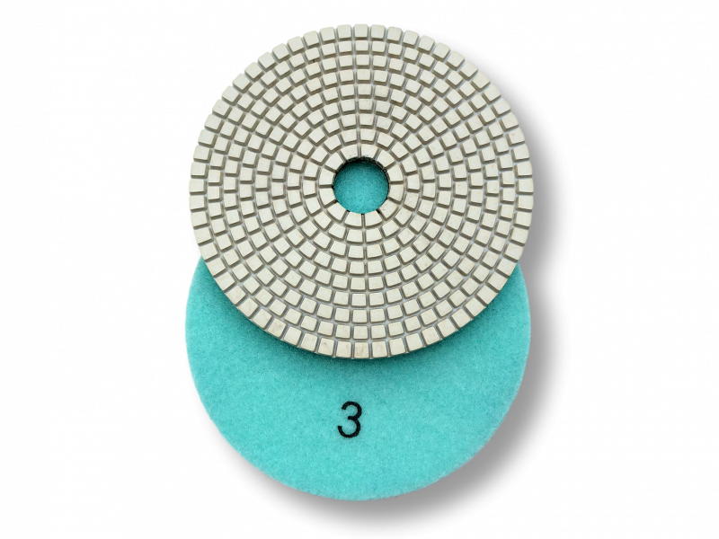 1,2,3 Pads - Step 3 - 123P-3 - Resins - Tooling